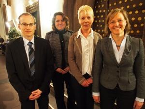Bürgermeister-Quartett