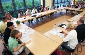 Sondersitzung des Einbecker Schulausschusses am 20. Juni 2013.