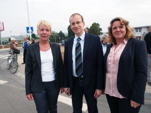 Beatrix Tappe-Rostalski, Alexander Kloss, Cornelia Lechte.