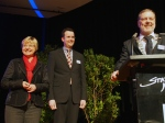 Gildentag 2013: Frauke Heiligenstadt, Christian Grascha, Kreishandwerksmeiser Hermann-Josef Hupe.