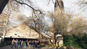 Das Gemeindezentrum St. Marien am Sülbecksweg mit der Jugendkirche deutet sich als neuer Standort für das Haus der Jugend an.