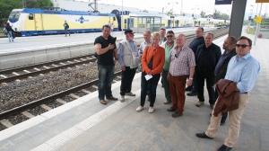 CDU-Fraktion auf Gleis 2: Was passiert, wenn das Service-Personal abgezogen wird?