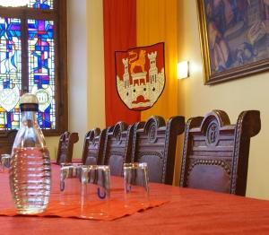 Sitzungssaal im Alten Rathaus. Archivfoto.