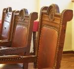 Auf diesen Stühlen wird in Einbeck Politik gemacht.