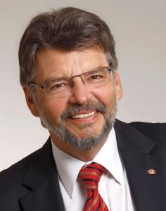 Michael Wickmann (SPD), Landrat des Landkreises Northeim 2002-2015.