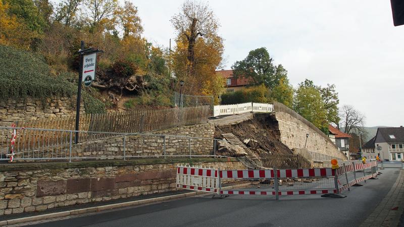 Die Mauer | Einbecker Politik-Blog