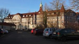 Zu groß, zu unpraktisch? Das Neue Rathaus wurde einst als Kaserne gebaut.