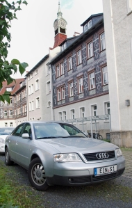 Nicht nur der Dienstwagen soll der Stadt Einbeck gehören, sondern auch das Neue Rathaus. Archivfoto