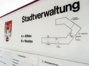 Das Neue Rathaus gehört der Stadt Einbeck.