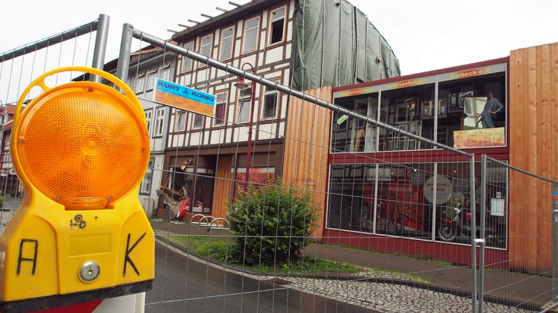 Good Die Altendorfer Straße In Einbeck In Höhe Von Haus Nummer 26 Ist Voll  Gesperrt. Umleitungen