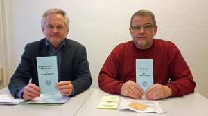 Möchten bald wieder einen Behindertenbeauftragten an ihrer Seite begrüßen: Rathaus-Fachbereichsleiter Arnd Severidt und der Vorsitzende des Seniorenrates, Hein-Peter Balshüsemann.