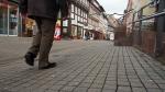 Marktstraße in Einbeck.